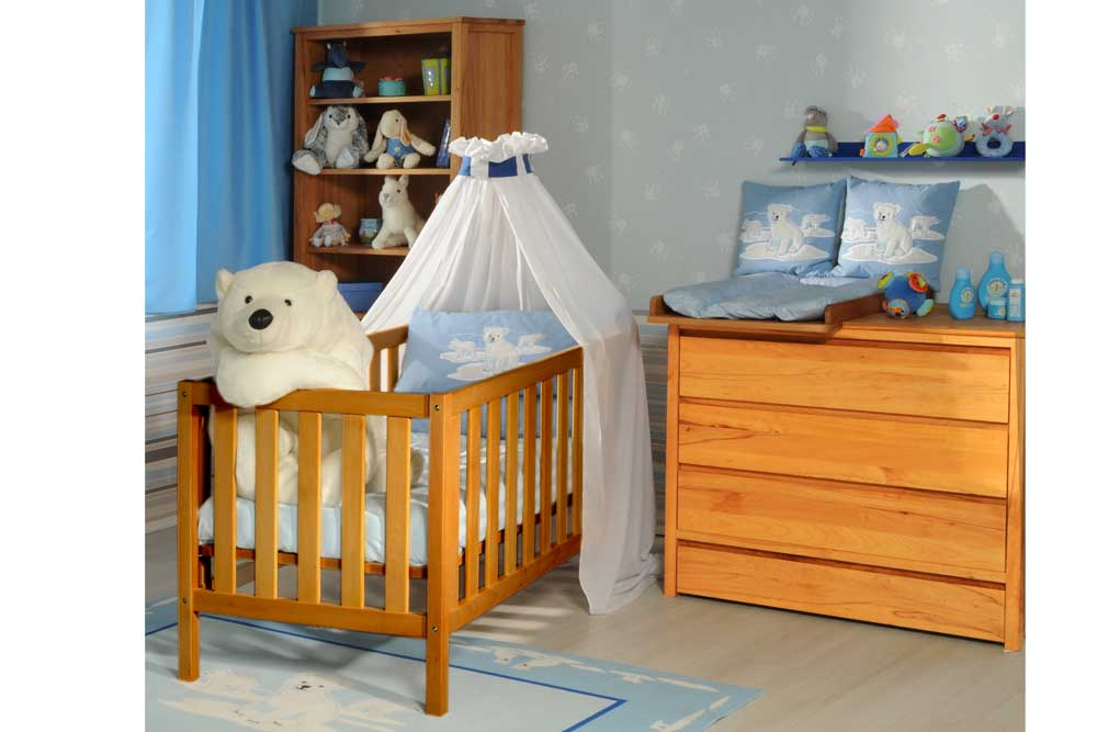 massivholz kindermbel perfect babybett listo natur with massivholz kindermbel elfo kinder. Black Bedroom Furniture Sets. Home Design Ideas