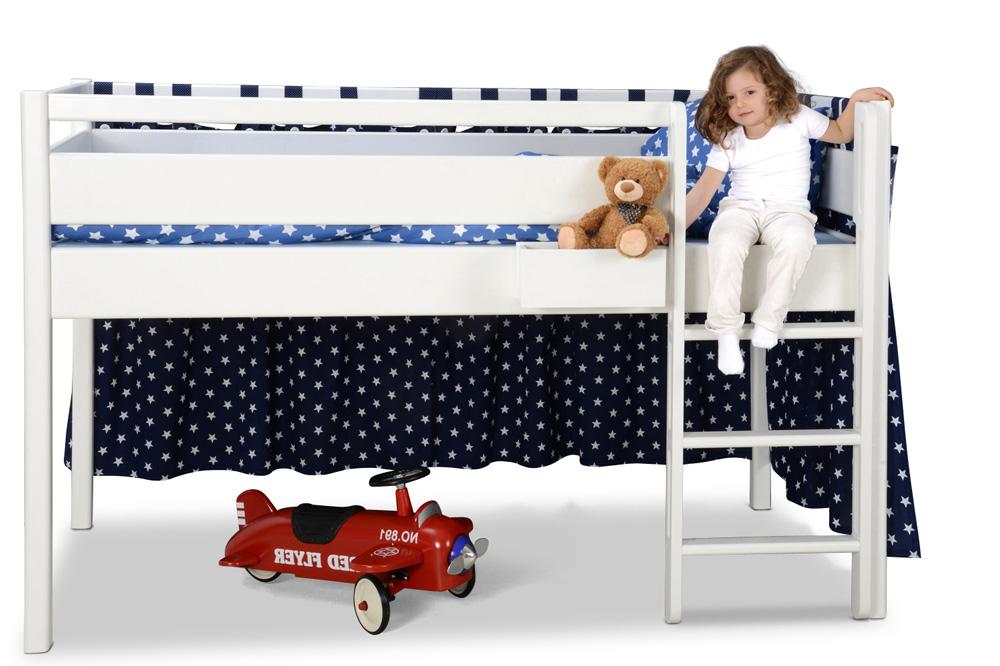 spielbett kinto kinderm bel m nchen salto spielbett kinto wei lackiertes kinderbett aus. Black Bedroom Furniture Sets. Home Design Ideas