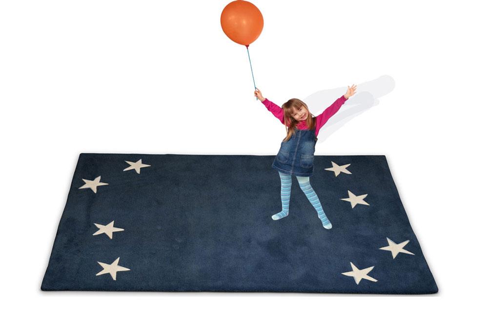Kinderteppich >Kleiner Stern kleiner Stern