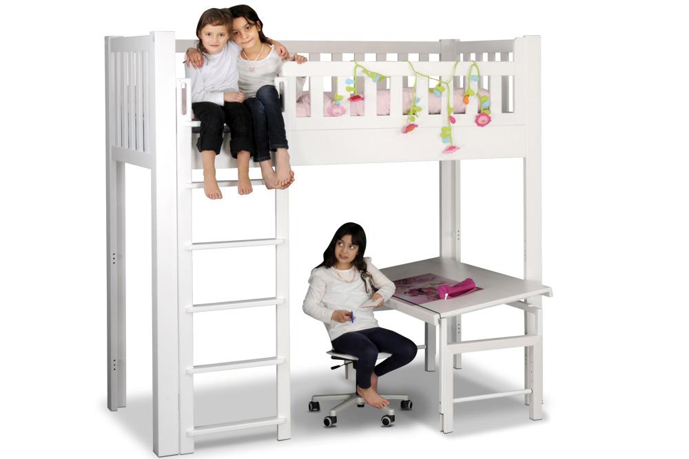 hochbett drei kinder die neuesten innenarchitekturideen. Black Bedroom Furniture Sets. Home Design Ideas