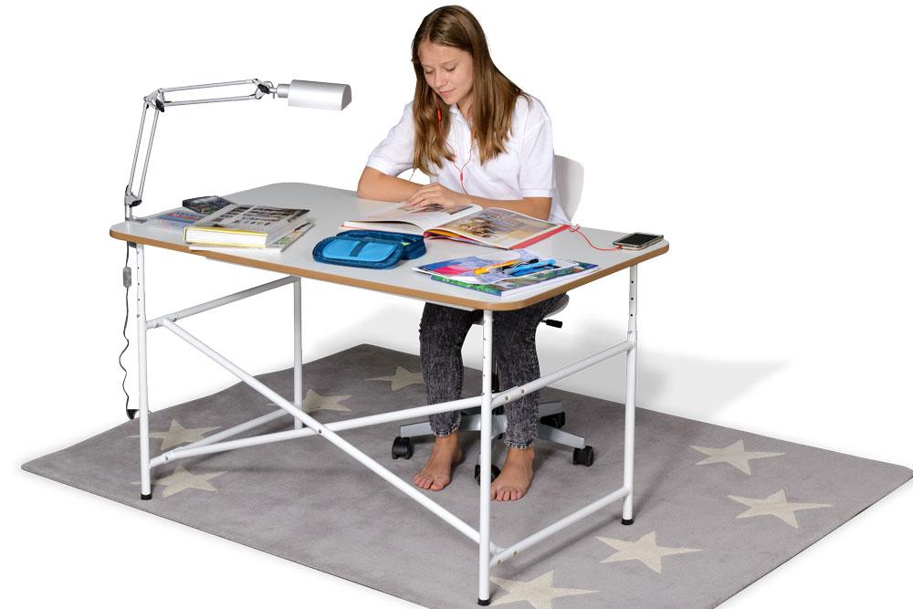 sch lerschreibtisch kinto kinderm bel m nchen salto. Black Bedroom Furniture Sets. Home Design Ideas