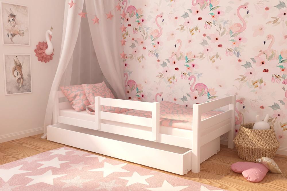 kinderbett eva mit g stebett kinderm bel m nchen salto. Black Bedroom Furniture Sets. Home Design Ideas